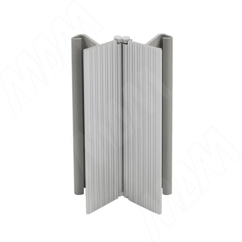 Фото - Мультиуголок (высота 150), алюминий Pimiller (19.0100.55) мультиуголок алюминиевый высота 150 алюминий глянцевый 0955 al 01