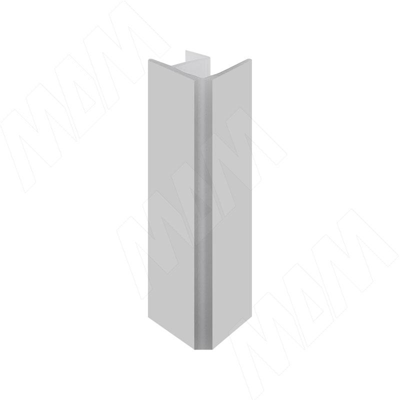 """Уголок 90 градусов внутренний (длина 4000 мм), алюминий """"Alulight"""" (80.0101 4M)"""