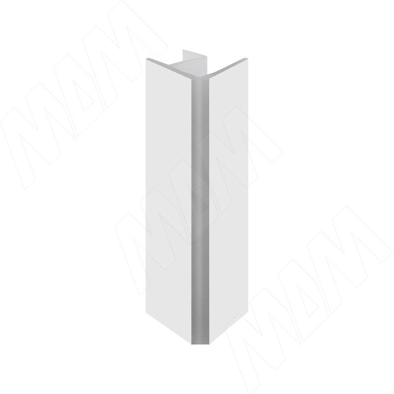 Уголок 90 градусов внутренний (длина 4000 мм), белый (80.0419 4M)
