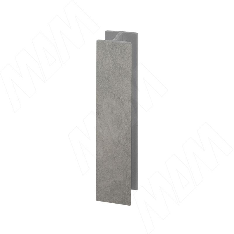 Соединитель 180 градусов (высота 100), камень (19.0435.20)