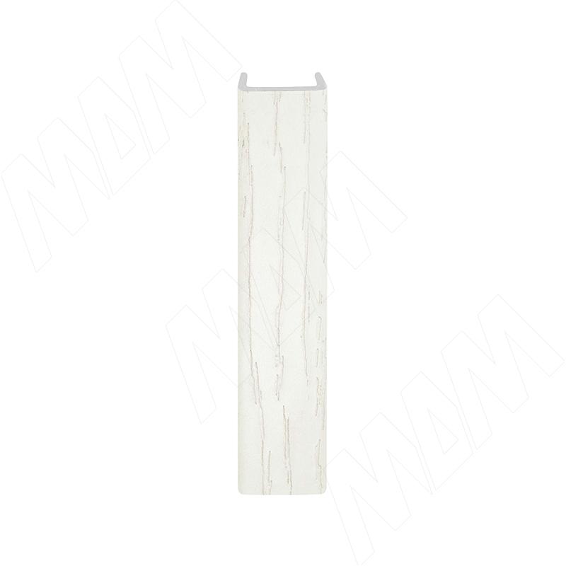 Конечный элемент (высота 150), белое дерево (19.0566.45) кресло pc082 470х620мм белое пластик дерево