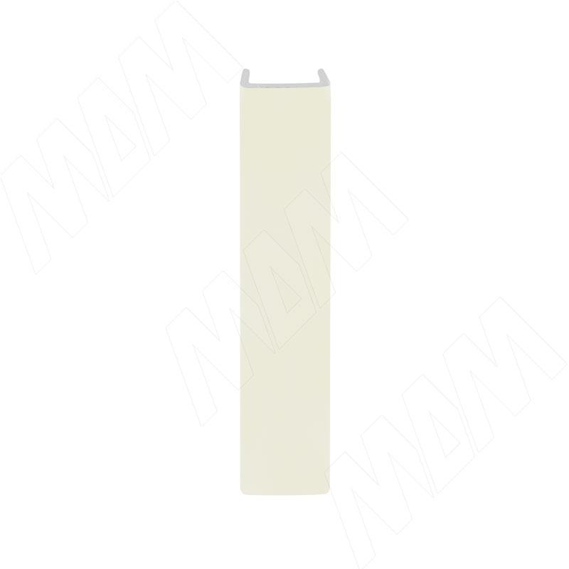 Конечный элемент (длина 4000 мм), ваниль (40.5075 4M)