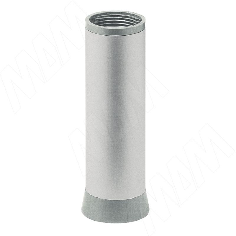 Ножка под ал.базу H=103 мм мат.алюм. (83.G103.00)