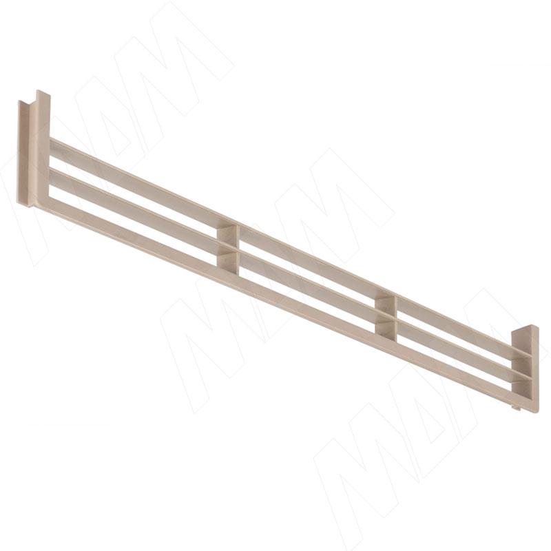 Вентиляционная решетка для цоколя, ваниль (90.449.AV)