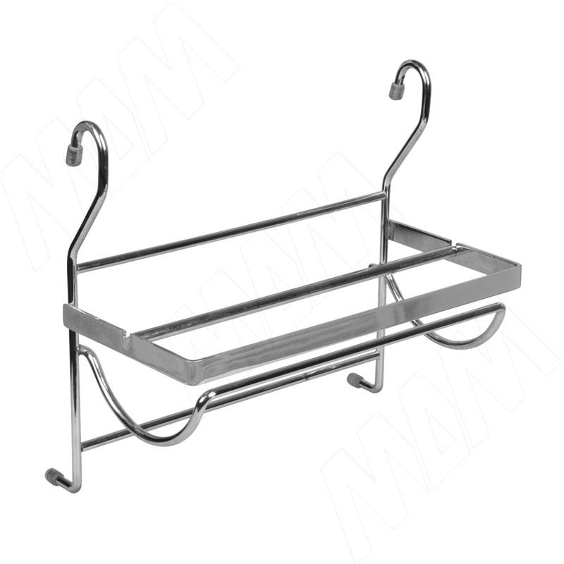 Держатель для бум. полотенец хром (CWJ 207)