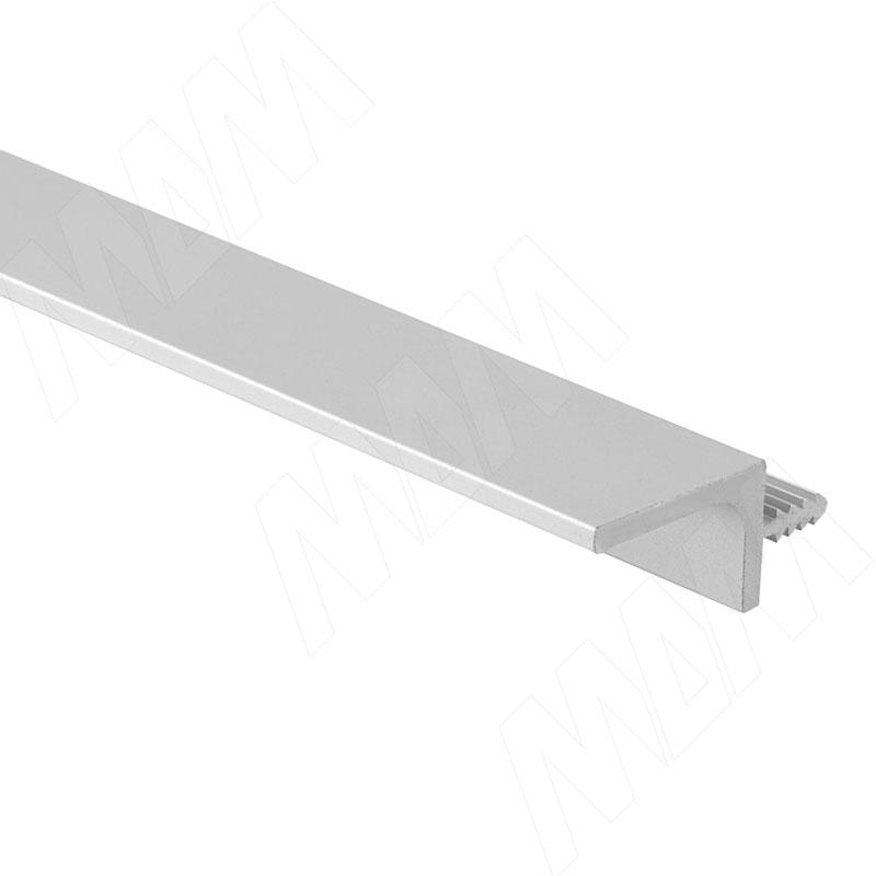 GOLINE Профиль-ручка для верхней базы, алюминий матовый, L-3000 (GL2.152A.3000.7F PR2)