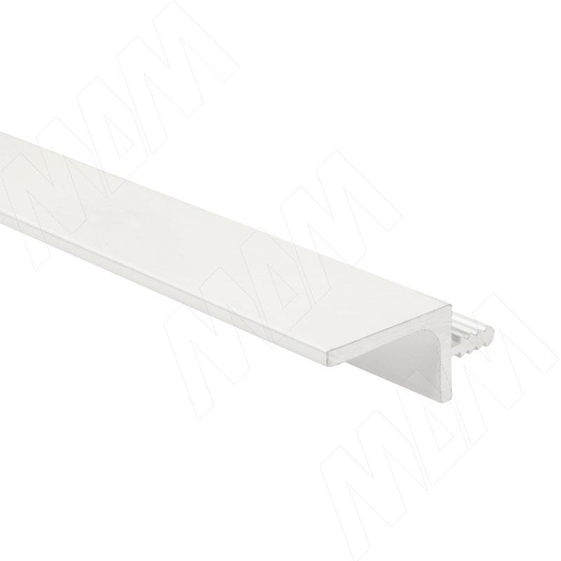 GOLINE Профиль-ручка для верхней базы, белый матовый (краска), L-3000 (GL2.152A.3000.WHM PR2)