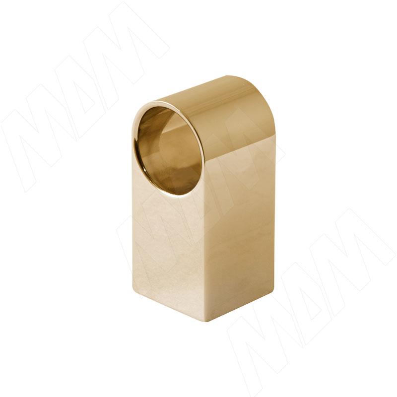 Держатель для рейлинга золото (R-009.G3)