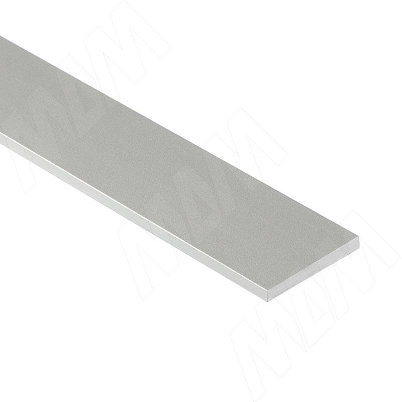 Планка торцевая L=1,5м, серебро (SK0125X3A) планка торцевая grand line pe ral 9006 100х80 мм резка