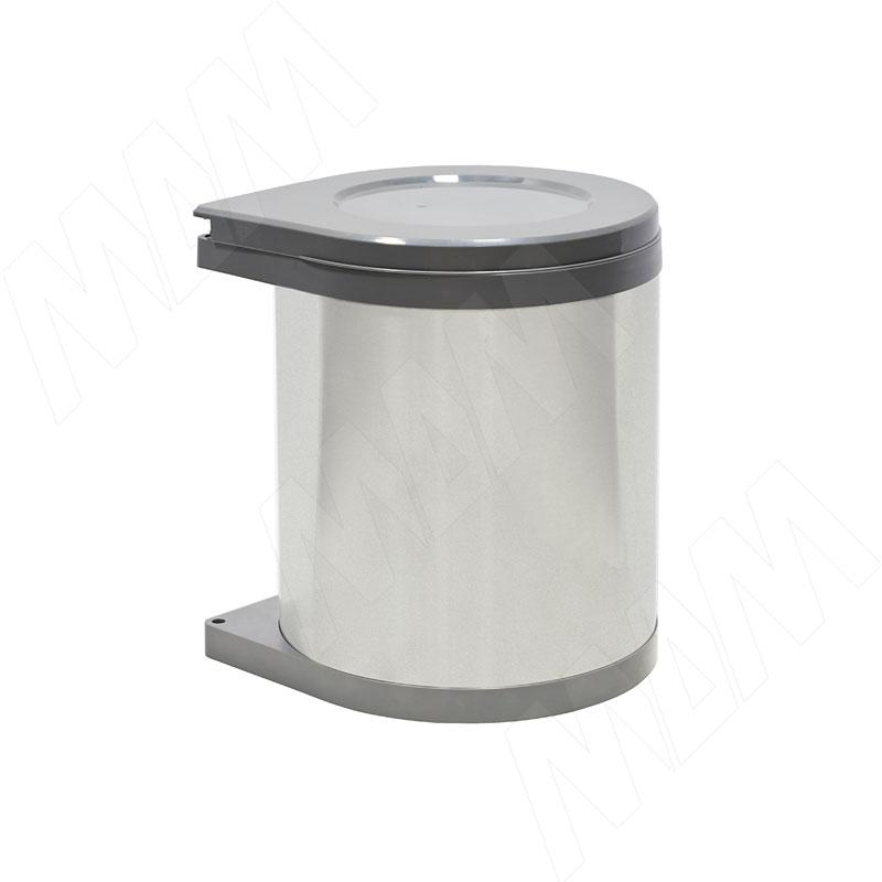 Ведро для мусора 14 л SLG 009-14L - Купить в интернет-магазине в Москве и России. МДМ. Все для мебели.
