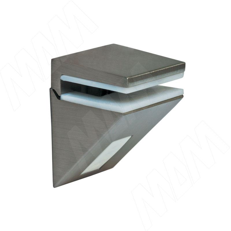 KALABRONE MINI Менсолодержатель для стеклянных полок 5 - 10 мм, нерж. сталь (1 62200 80 YD-1)