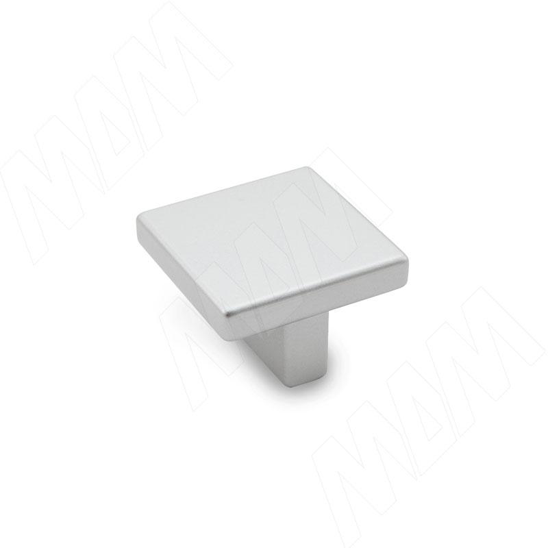 Ручка-кнопка 16мм хром матовый (2036.16.31) ручка кнопка d29мм хром ga0804
