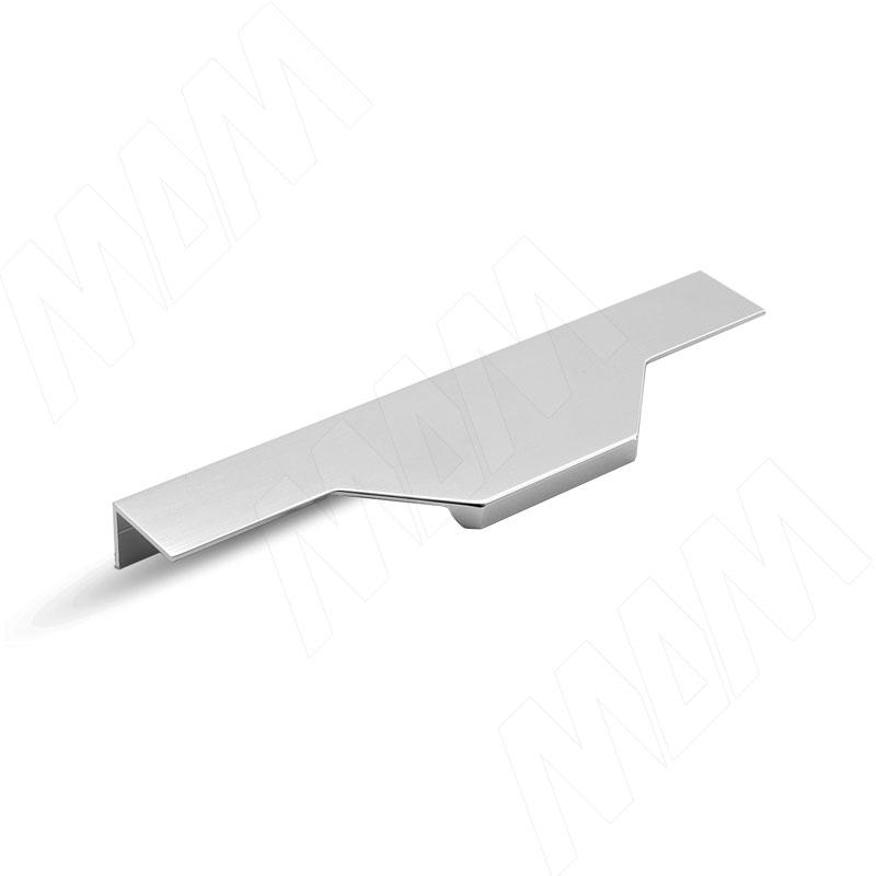 Профиль-ручка 200мм крепление саморезами алюминий полированный (25.200.AS) профиль ручка 200мм крепление саморезами алюминий полированный 25 200 as