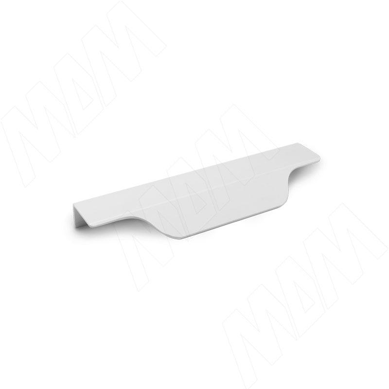 Фото - Профиль-ручка 200мм крепление саморезами алюминий матовый (27.200.7F) профиль ручка 200мм крепление саморезами черный матовый 27 200 7w