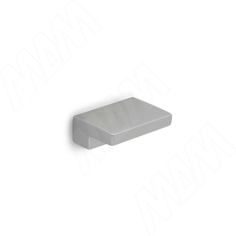 Ручка-кнопка 16мм хром матовый (313D.31) ручка кнопка d29мм хром ga0804