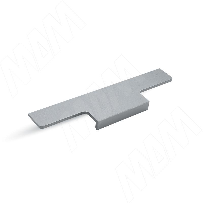 Фото - Профиль-ручка 200мм врезная алюминий матовый (35.200.AA) профиль ручка 200мм врезная алюминий матовый 35 200 aa