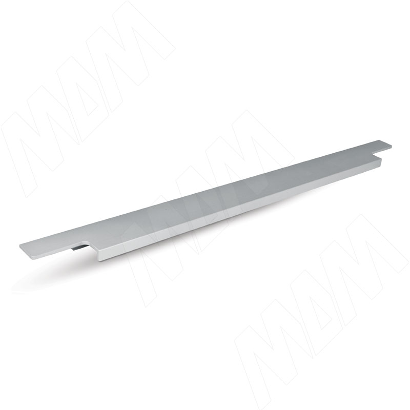 Профиль-ручка 600мм врезная алюминий матовый фото товара 1 - 35.600.AA