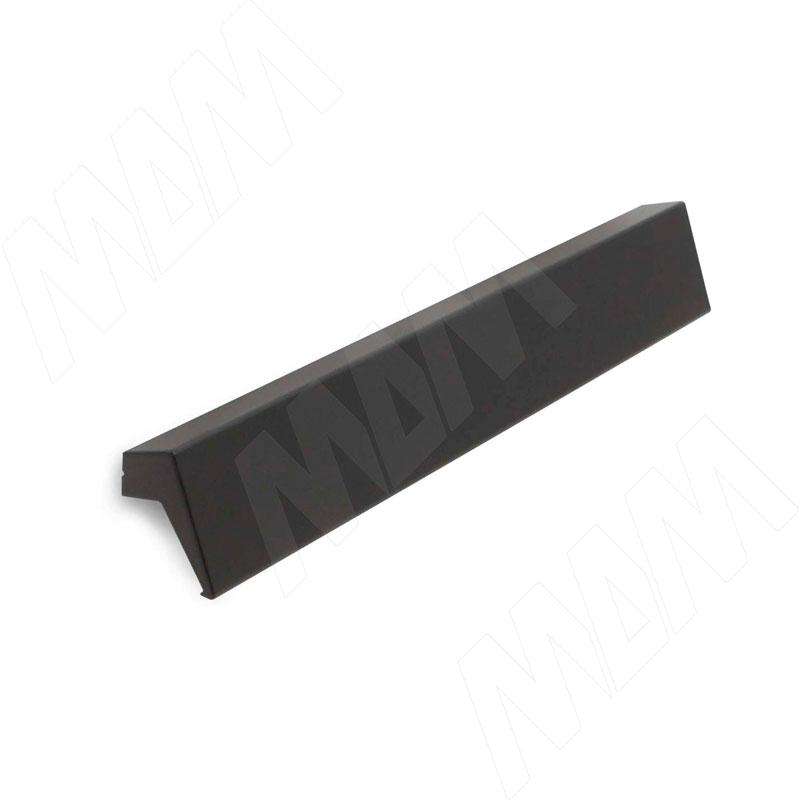 Профиль-ручка L=340мм черный матовый (3681.340.7W) футболка классическая printio отряд рапторов парк юрского периода