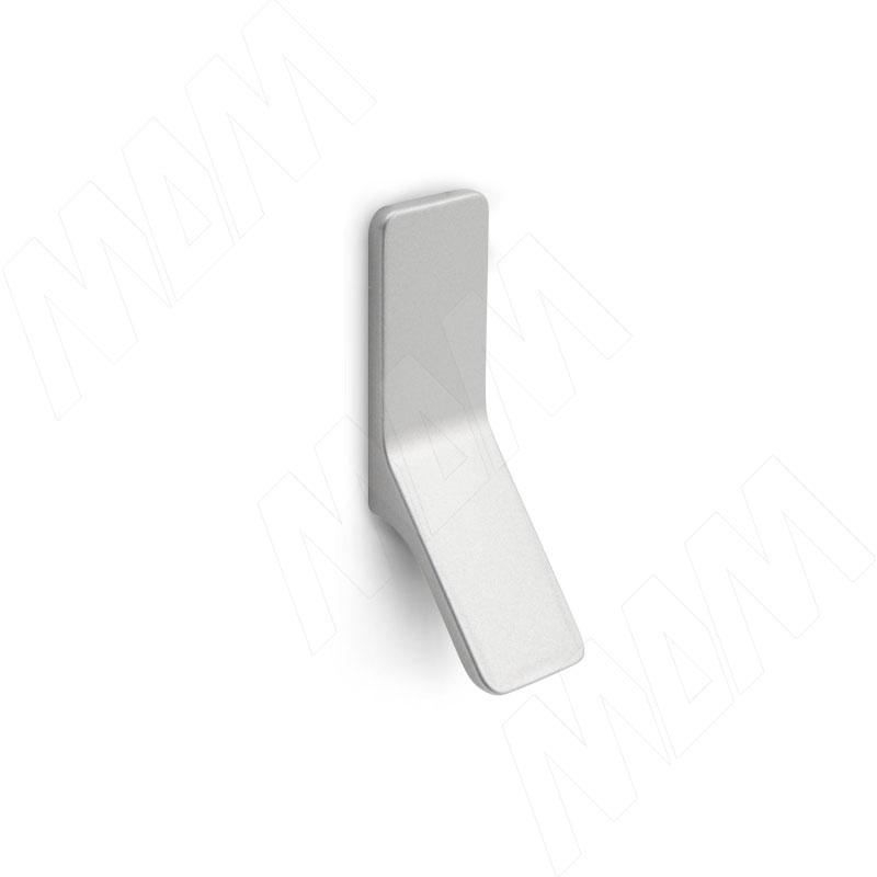 Ручка-кнопка хром матовый (411.31) ручка кнопка d29мм хром ga0804