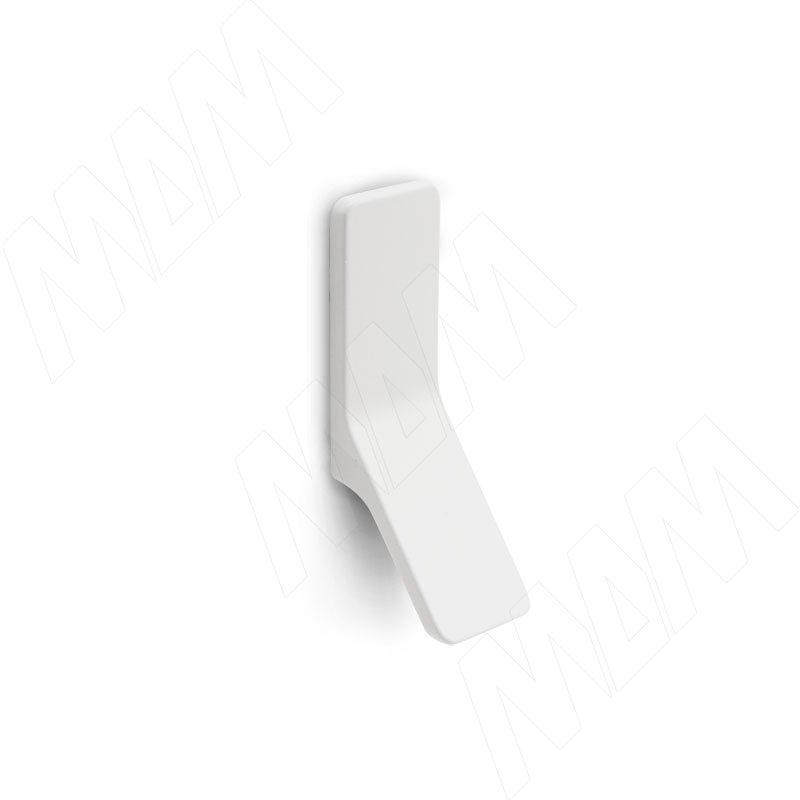 Ручка-кнопка белый матовый (411.71) ремень грм dayco 94534