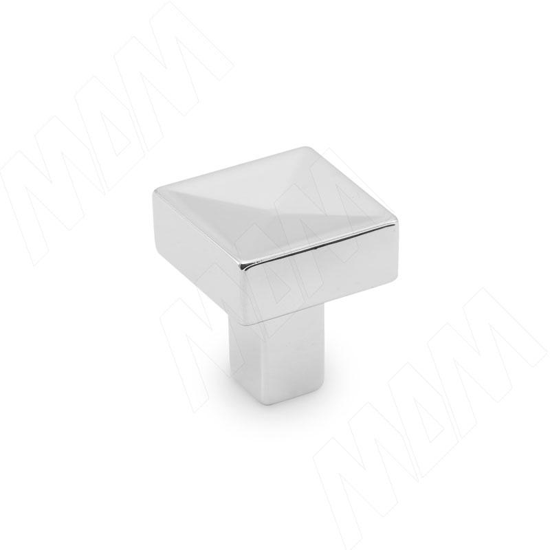 TRIBAL Ручка-кнопка хром (A-1272.G2)