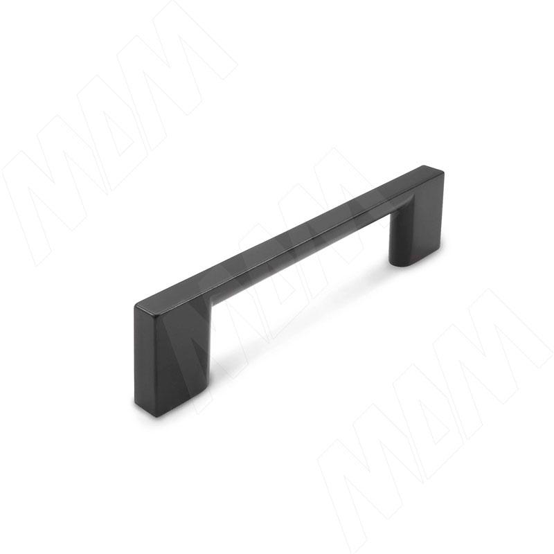 Фото - Ручка-скоба 96мм черный матовый (BH.01.096.BLM) ручка скоба 160мм черный матовый bh 02 160 blm