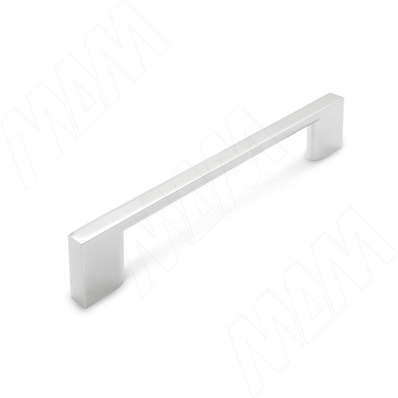 Ручка-скоба 128мм хром (BH.01.128.PC)