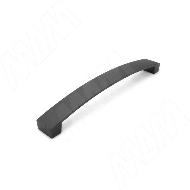 Ручка-скоба 160мм черный матовый (BH.07.160.BLM) подвесной светильник eglo artana 96955