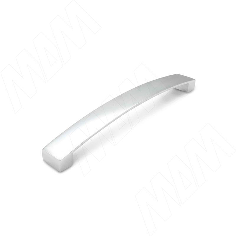 Ручка-скоба 160мм хром (BH.07.160.PC) ручка скоба 160мм хром bh 03 160 pc