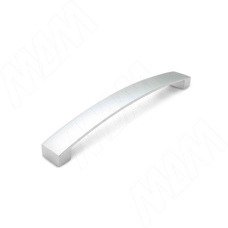 Ручка-скоба 160мм хром матовый (BH.07.160.SC) ручка скоба 160мм хром bh 03 160 pc