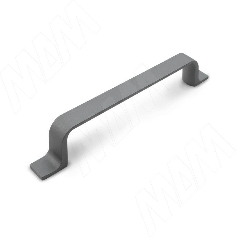 Ручка-скоба 128мм графит (BH.10.128.GF)