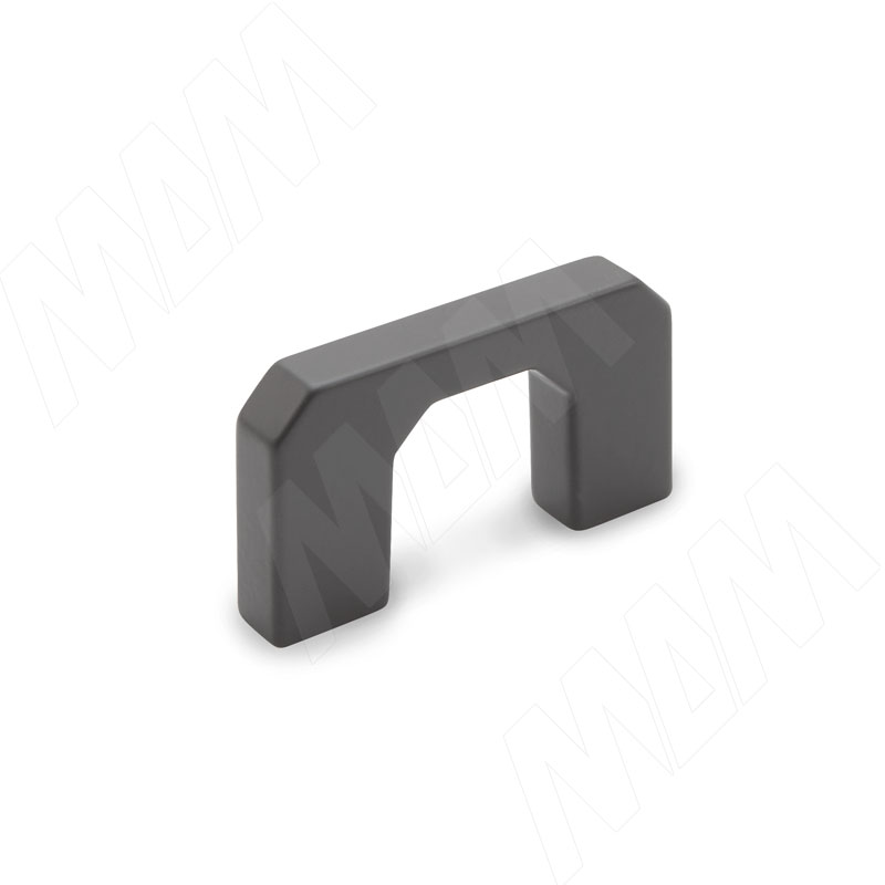 CAMPANA Ручка-скоба 32мм графит (C-5821.P68)