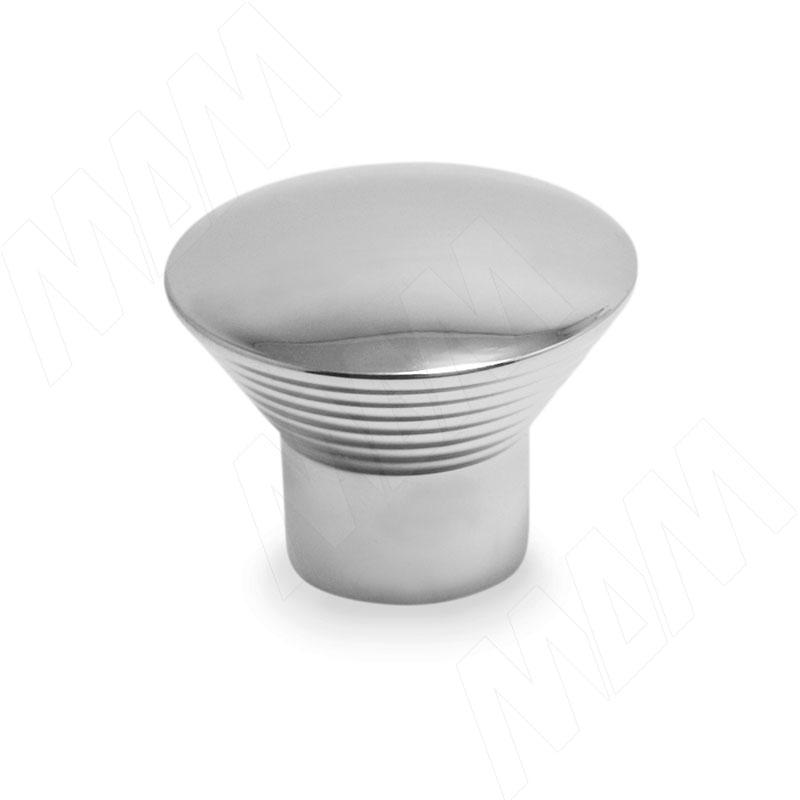 Ручка-кнопка D29мм хром (GA0804) ручка кнопка d29мм хром ga0804
