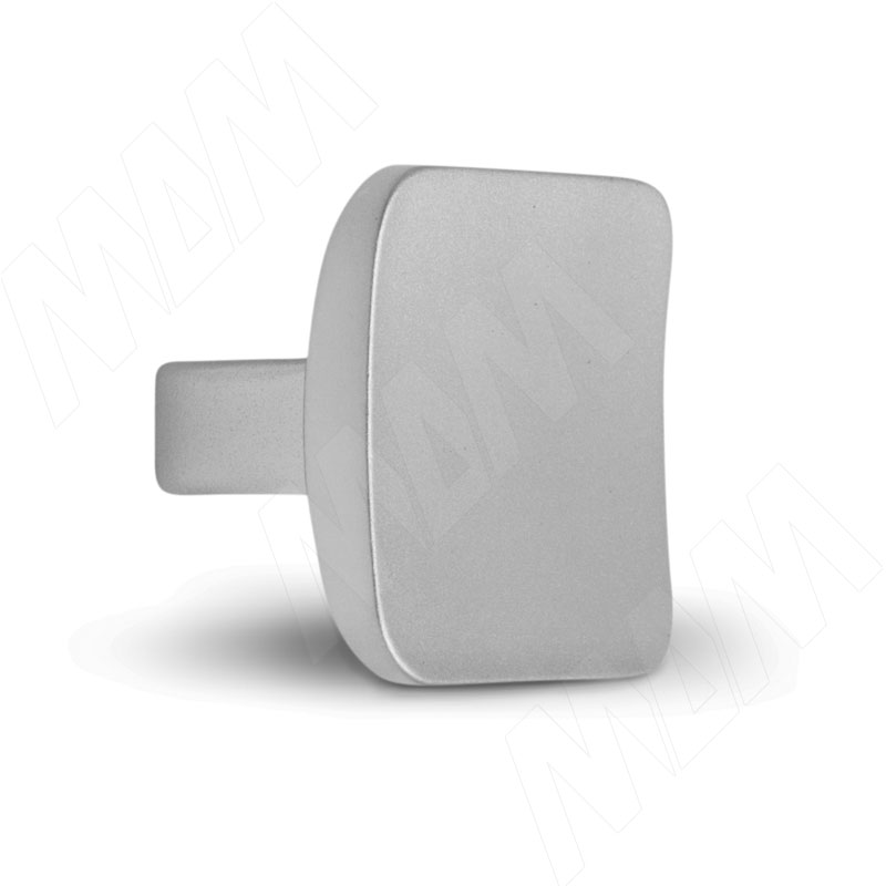 Ручка-кнопка хром матовый GG4308 - Купить в интернет-магазине в Москве и России. МДМ. Все для мебели.