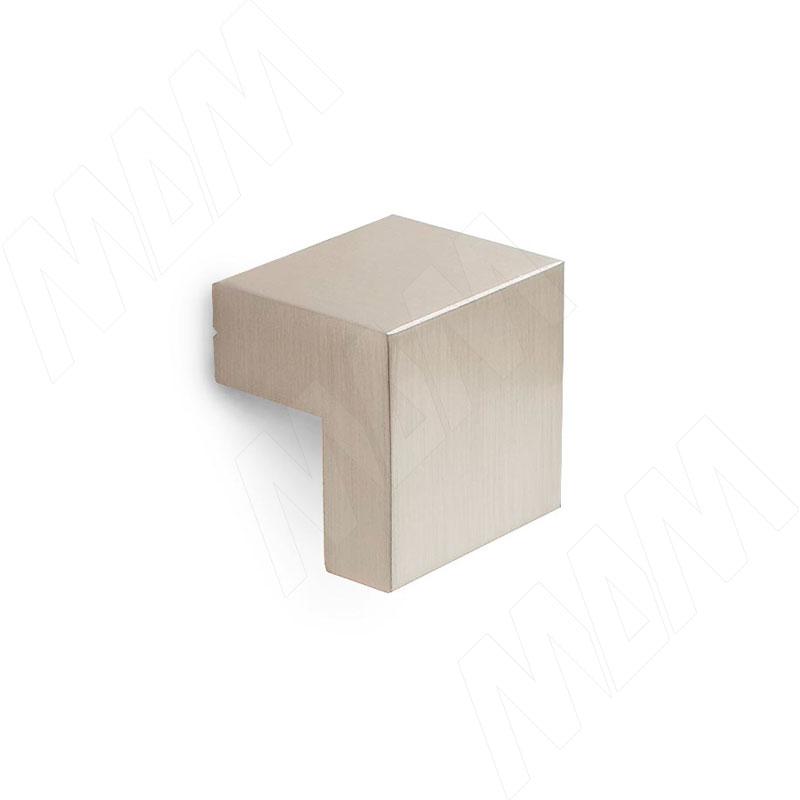 Ручка-кнопка 16мм нерж. сталь (KH.01.016.BN) кельма hardy четырехугольная нерж сталь 16х11см 2 х комп ручка