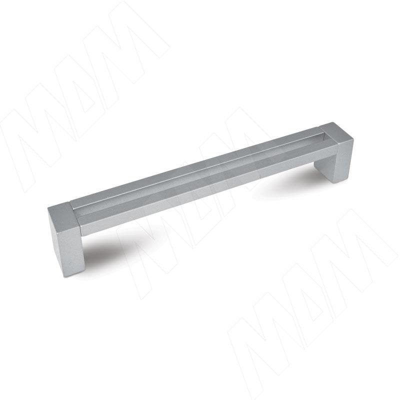Ручка-скоба 128мм хром матовый (MB.09112D0.AP1) ручка скоба 320мм черный матовый g029 0320 mb