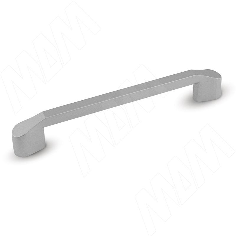 NICK Ручка-скоба 160мм хром матовый (NIK.160.GR)