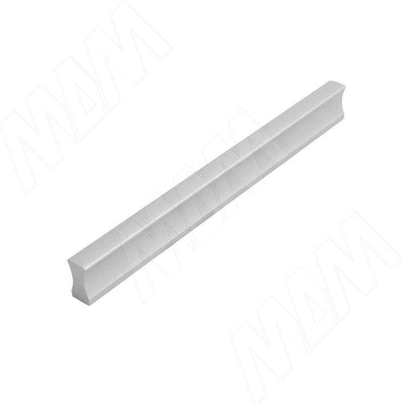 Фото - Профиль-ручка 128мм алюминий матовый (PH.RU02.128.AL) профиль ручка 600мм врезная алюминий матовый 35 600 aa