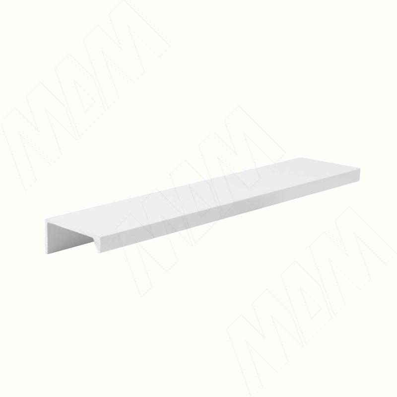 Профиль-ручка крепление саморезами белый матовый (краска), L-3000мм (PH.RU03.3000.WHM PR) 0 pr на 100
