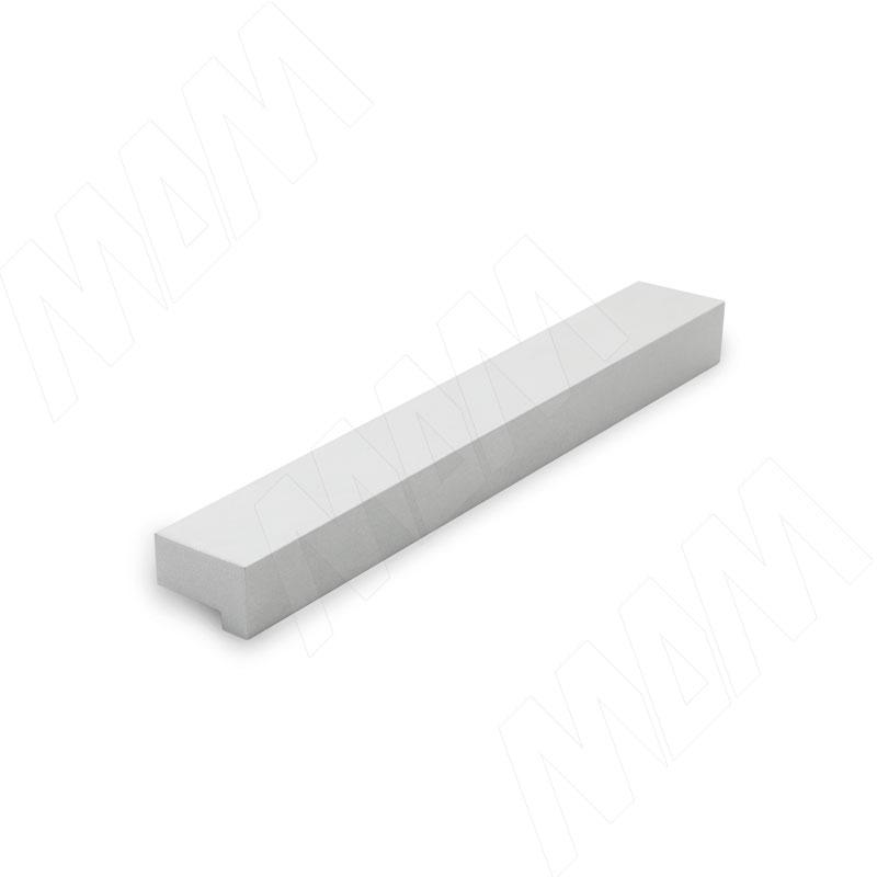 профиль ручка 160мм алюминий матовый ph ru11 160 al Профиль-ручка 96мм алюминий матовый (PH.RU10.096.AL)