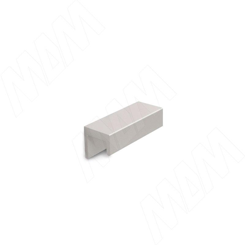 Фото - Профиль-ручка 32мм алюминий матовый (PH.RU11.032.AL) профиль ручка 600мм врезная алюминий матовый 35 600 aa
