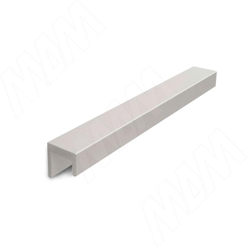 Профиль-ручка 160мм алюминий матовый (PH.RU11.160.AL)