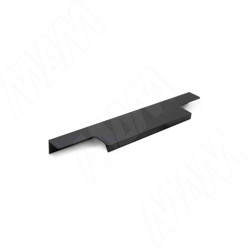 Фото - Профиль-ручка 196мм крепление саморезами черный матовый (PH.RU13.200.BL) профиль ручка 600мм крепление саморезами черный матовый 27 600 7w