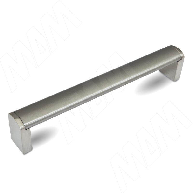 Ручка-рейлинг 320мм нерж. сталь (RE2107/320) ручка рейлинг 320мм хром никель 404 320 10 303
