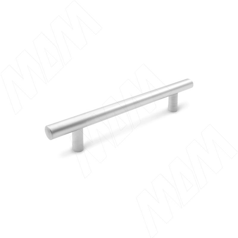 Ручка-рейлинг 128мм хром матовый (RH.01.128.SC) ручка рейлинг 128мм никель матовый rh 01 128 sn
