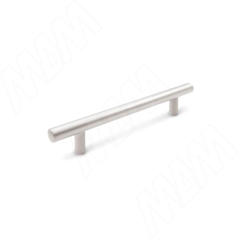 Ручка-рейлинг 128мм никель матовый (RH.01.128.SN) ручка рейлинг 128мм никель матовый rh 01 128 sn