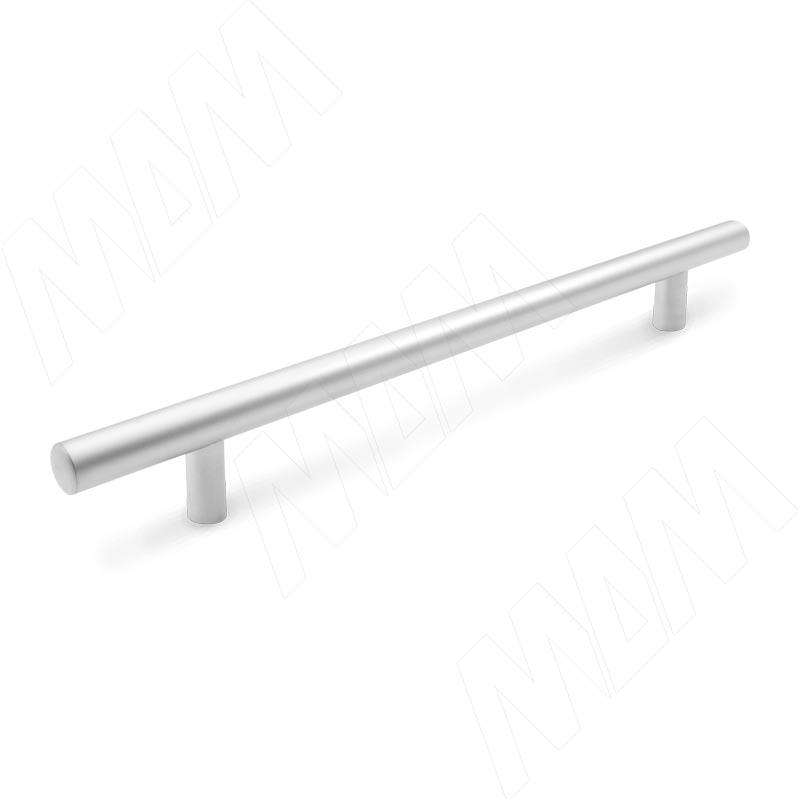 Ручка-рейлинг 192мм хром матовый (RH.01.192.SC)