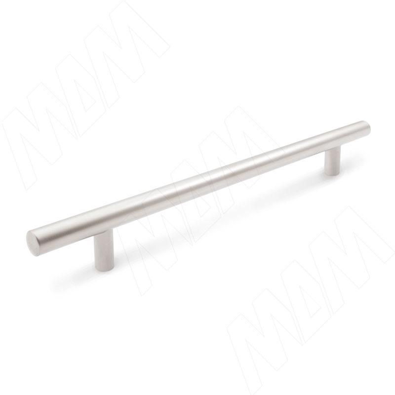 Ручка-рейлинг 192мм никель матовый (RH.01.192.SN) ручка рейлинг 128мм никель матовый rh 01 128 sn