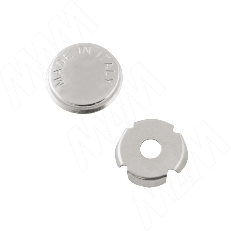 Заглушка для винта никель (SCR.001.014.0022)