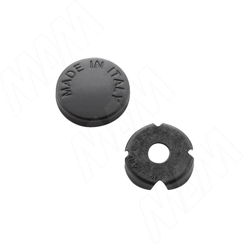 Заглушка для винта черный матовый (SCR.001.014.00N4)